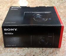 SONY DSC-RX100M4 USA Model (DSC-RX100 IV) 20.1MP 4K Digital Camera - Brand NEW