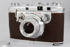 【Rare!】 Cooke Amotal Anastigmat 2in f/2 w/Bell & Howell Foton (Immobility) #1887
