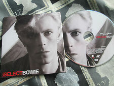 Bowie – iSelect UPDB001 The Mail On Sunday  Promo CD Album