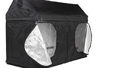 Roof / Loft Grow Tent Large - 2.4m x 1.2m x 1.8m