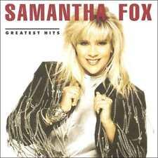 FOX,SAMANTHA - GREATEST HITS (CD) Sealed