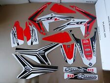 New Honda CRF 250 L 12-16 FLU PTS3 Graphics Sticker Decals Kit Enduro CRF250L