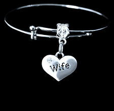 Wife Bracelet Best spouse gift Jewelry for your forever wife