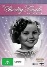The Shirley Temple Collection (DVD, 2007, 4-Disc Set) - Region 4