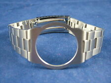 Watch Bracelet / Strap For Vintage 1970S Omega Dynamic , Stainless Steel
