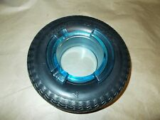 LARGE VINTAGE DUNLOP RUBBER ASHTRAY SP-SPORT