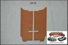 FORD XW XY GT FALCON FAIRMONT BOOT MASONITE SIDE PANEL PAIR LEFT AND RIGHT