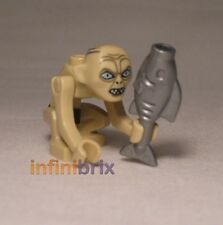 Lego Gollum (Narrow Eyes) from Set 79000 Riddles for the Ring, Hobbit NEW lor031