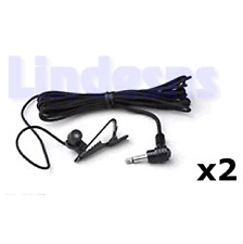 2 x Ext Microphone fits TomTom GO 500/510/700/710/910