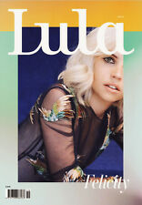 LULA Magazine 19 F/W 2014, Felicity Jones Angel Haze Tavi Gevinson  NEW