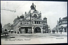 UK~ENGLAND ~ 1904  WALSALL ~ HER MAJESTY'S THEATRE