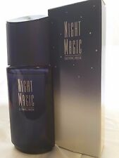AVON NIGHT MAGIC EVENING MUSK Cologne Spray 1.7 fl oz ORIGINAL BOX