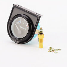 "40~120℃ Water Temperature Meter 2"" 52mm Gauge with Sensor Auto Car Universal"