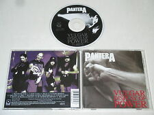 PANTERA/VULGAR DISPLAY OF POWER(ATCO 7567-91758-2) CD ALBUM
