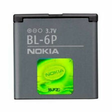 ORIGINAL NOKIA BL-6P AKKU ACCU BATTERY BATTERIE -- 6500 CLASSIC 7900 PRISM - NEU