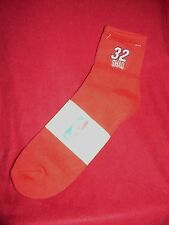 NBA SHAQ SHAQUILLE O'NEAL Heat Socks New! Sock Size 9-11 FREE U.S SHIPPING