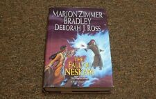 MARION ZIMMER BRADLEY, DEBORAH J. ROSS HC CLINGFIRE TRILOGY, THE FALL OF NESKAYA