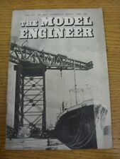 03/07/1952 The Model Engineer Magazine: Vol 107 No 2667 (Creased)