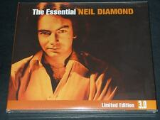The Essential Neil Diamond 3.0 [Digipak] by Neil Diamond 3DISC