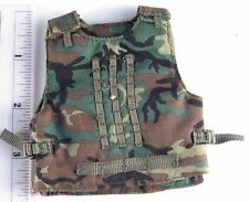 1/6 Scale 12 Inch Dragon DPM Flak Jacket Tactical Vest Body Armor