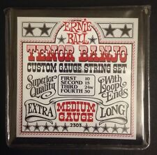 Ernie Ball Tenor Banjo Strings