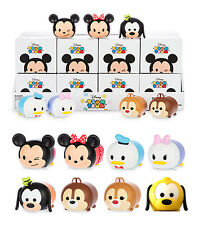 "Disney Vinylmation 3"" Tsum Tsum Blind Box Collectible Complete Set of 8 w/Chaser"