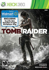 Tomb Raider GAME (Xbox 360) **FREE SHIPPING!! 2013