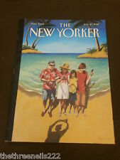 THE NEW YORKER - SUBSCRIBER COPY - JULY 23 2012
