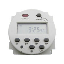 AC 220V-240V 16A LCD Digital Programmable Control Power Timer Time Switch Brand