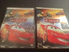 Cars (DVD, Widescreen) Pixar New & Factory Sealed Authentic Disney !!