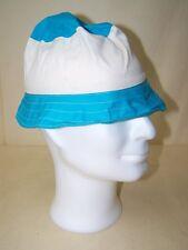 Alte DDR Mütze Hut Kappe Maurerhut blau - weiß