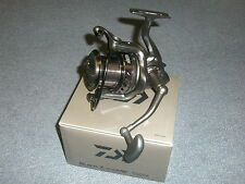 DAIWA Black Widow 5000 Big Pit mulinello pesca carpa affrontare