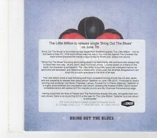 (FX111) The Little Million, Bring Out The Blues - 2010 DJ CD