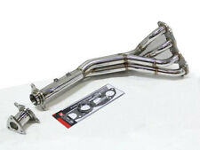 OBX Exhaust Header For 03 04 05 Honda Civic Si & 2002 To 2006 RSX 2.0L K20A3