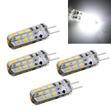 4 Stueck G4 24 3014 SMD LED Beleuchtung Lampe Spot Strahlerue,5W DCue2V Weiss GY