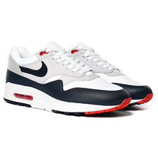 Nike Air Max 1 V SP Patch Nikelab White 20th Anniversary Supreme Retro USA 8