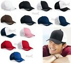 Flexfit Trucker Cap Fitted Mesh Hat 6511 Baseball Hat - One Size - NEW 13 Colors