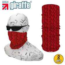 G480 UK Multifunctional Headwear Neckwarmer Snood Scarf Bandana Headband Tube