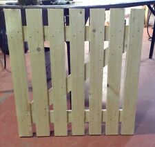 Wooden Garden Gate (3ft x 3ft)