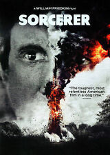 Sorcerer DVD, 2014  Roy Scheider   disastrous oil fire    BRAND NEW