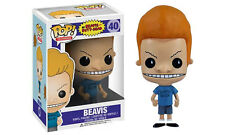 Funko Pop! Television #40 Beavis and Butthead - Beavis - BRAND NEW - RETIRED