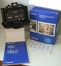 Polaroid ProPack Instant Film Camera With Box Manual Timer & Strap -TESTED