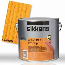 Sikkens Cetol BLX-Pro TOP altkiefer 2,5l - Dickschichtlasur Holzlasur Holzschutz