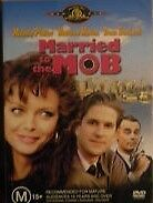 Married To The Mob Michelle Pfeffer Matthew Modine Region 4 DVD VGC