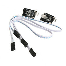 2PCS Digital 38KHz Infrared IR Sensor Transmitter Kit TOP