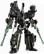 TRANSFORMERS TERMINUS HEXATRON SIXSHOT BLACK EXCLUSIVE TOY GIFT WITHOUT BOX
