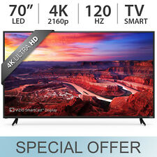 "VIZIO SmartCast 70"" 4K 2160p UHD Home Theater Display 120Hz E70-E3 - NEW"