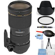 Tamron 70-200mm f/2.8 Di LD (IF) Macro AF Lens (Nikon AF) STARTER BUNDLE NEW!!