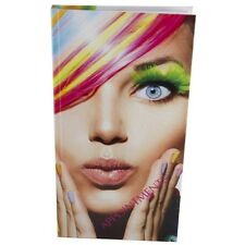 Appointment Book Diary 3 Column Book Design. Stylish & Modern for Salons
