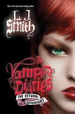 The Vampire Diaries: The Return: Midnight, L. J. Smith, Good Condition, Book